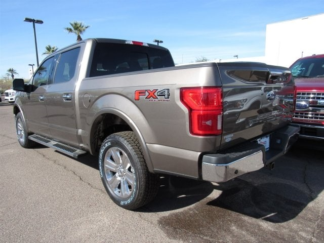 2018 F-150 Crew Cab 4x4, Pickup #JKC84289 - photo 4