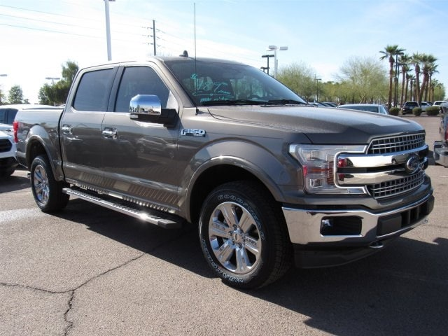 2018 F-150 Crew Cab 4x4, Pickup #JKC84289 - photo 1
