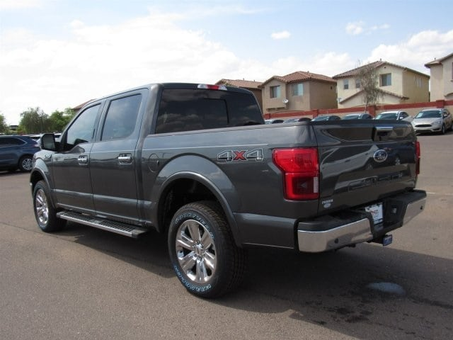 2018 F-150 SuperCrew Cab 4x4,  Pickup #JKC96071 - photo 4