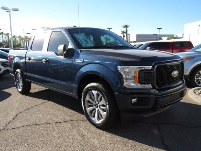 2018 F-150 Crew Cab, Pickup #JKD09069 - photo 1