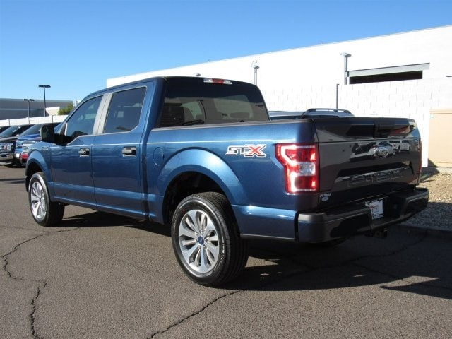 2018 F-150 Crew Cab, Pickup #JKD09069 - photo 4
