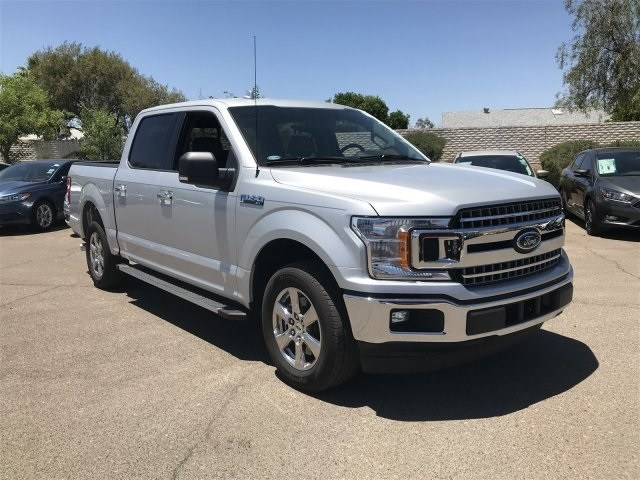 2018 F-150 SuperCrew Cab,  Pickup #JKD09083 - photo 1