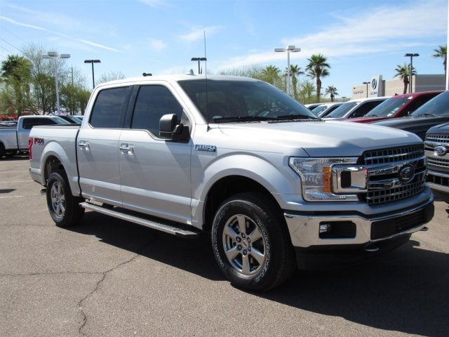 2018 F-150 SuperCrew Cab 4x4,  Pickup #JKD09096 - photo 1