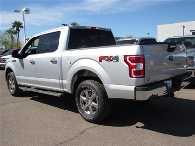 2018 F-150 SuperCrew Cab 4x4,  Pickup #JKD09096 - photo 4