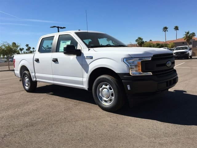 2018 F-150 SuperCrew Cab,  Pickup #JKD21807 - photo 1
