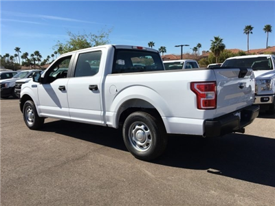 2018 F-150 SuperCrew Cab,  Pickup #JKD21807 - photo 4