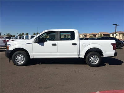2018 F-150 Crew Cab, Pickup #JKD21809 - photo 3