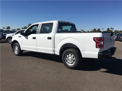 2018 F-150 Crew Cab, Pickup #JKD21809 - photo 4