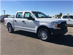 2018 F-150 Crew Cab, Pickup #JKD21809 - photo 1