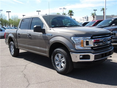 2018 F-150 SuperCrew Cab 4x4,  Pickup #JKD21820 - photo 1