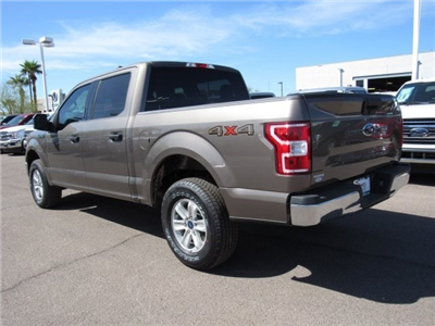 2018 F-150 SuperCrew Cab 4x4,  Pickup #JKD21820 - photo 3