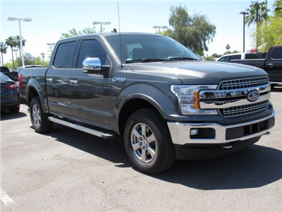 2018 F-150 SuperCrew Cab 4x4,  Pickup #JKD21830 - photo 1