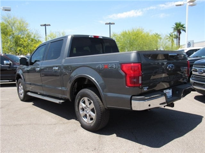 2018 F-150 SuperCrew Cab 4x4,  Pickup #JKD21830 - photo 4