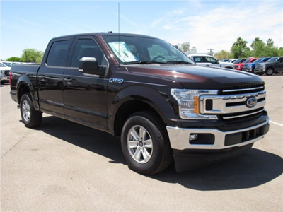 2018 F-150 SuperCrew Cab 4x2,  Pickup #JKD25651 - photo 1
