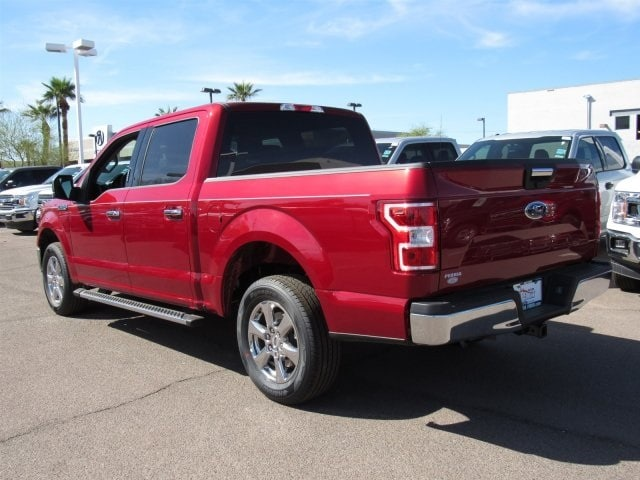 2018 F-150 SuperCrew Cab,  Pickup #JKD35074 - photo 4