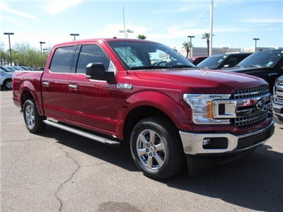 2018 F-150 SuperCrew Cab,  Pickup #JKD35074 - photo 1