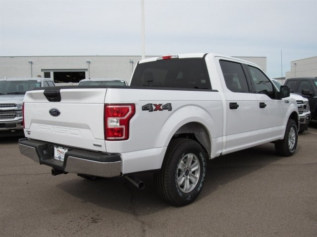 2018 F-150 SuperCrew Cab 4x4,  Pickup #JKD35080 - photo 2