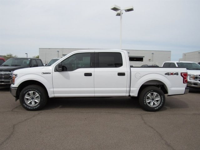 2018 F-150 SuperCrew Cab 4x4,  Pickup #JKD35080 - photo 3