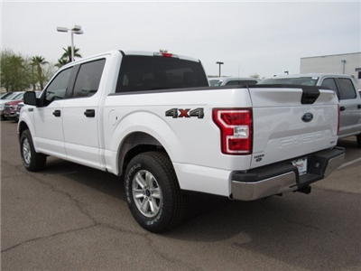 2018 F-150 SuperCrew Cab 4x4,  Pickup #JKD35080 - photo 4