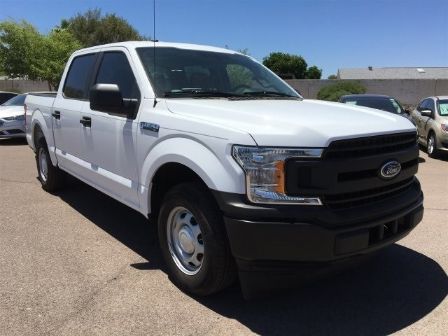 2018 F-150 SuperCrew Cab 4x2,  Pickup #JKD35236 - photo 1