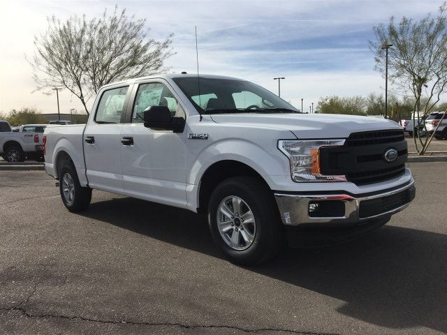 2018 F-150 Crew Cab, Pickup #JKD45311 - photo 1
