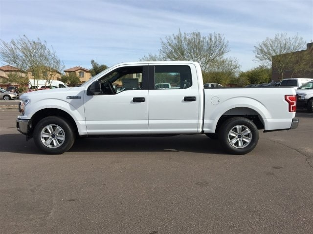 2018 F-150 SuperCrew Cab, Pickup #JKD57328 - photo 3