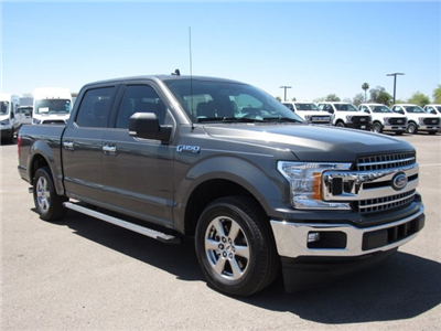 2018 F-150 SuperCrew Cab, Pickup #JKD57336 - photo 1