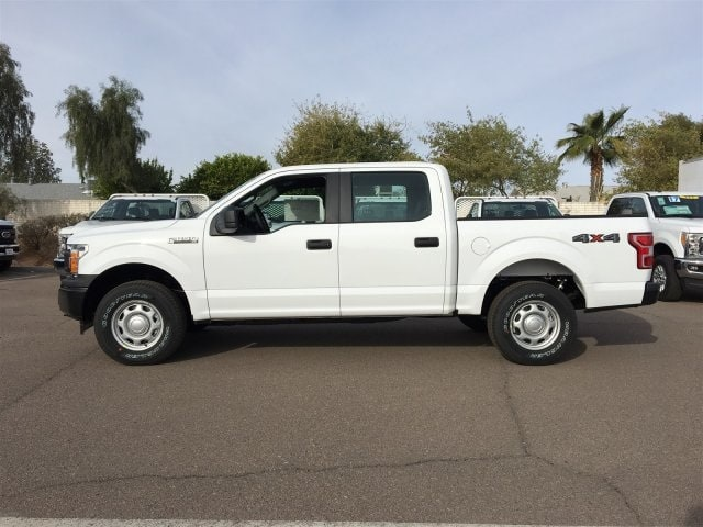 2018 F-150 SuperCrew Cab 4x4,  Pickup #JKD57343 - photo 3