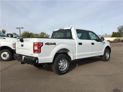 2018 F-150 SuperCrew Cab 4x4,  Pickup #JKD57343 - photo 2