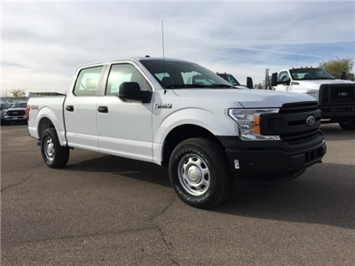 2018 F-150 SuperCrew Cab 4x4,  Pickup #JKD57343 - photo 1