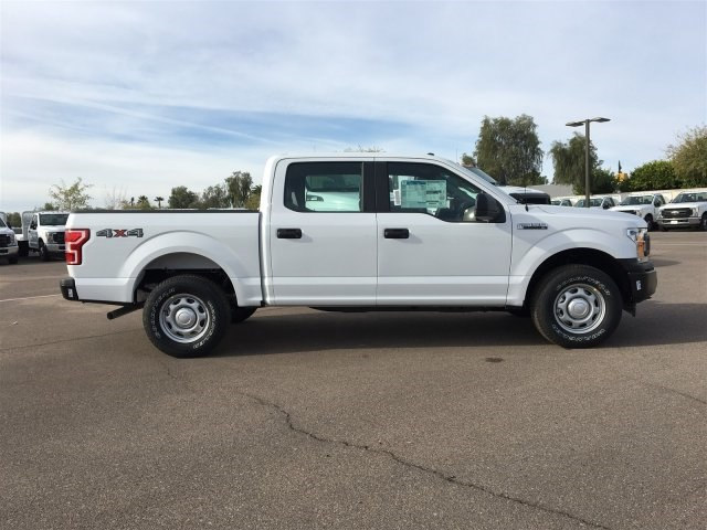 2018 F-150 SuperCrew Cab 4x4,  Pickup #JKD57344 - photo 7