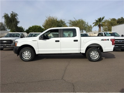2018 F-150 SuperCrew Cab 4x4,  Pickup #JKD57344 - photo 3