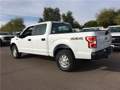2018 F-150 SuperCrew Cab 4x4,  Pickup #JKD57344 - photo 4