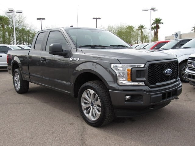 2018 F-150 Super Cab 4x4, Pickup #JKD57354 - photo 1
