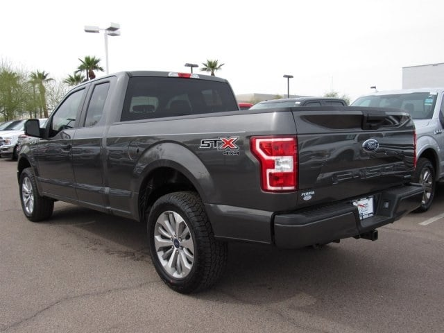 2018 F-150 Super Cab 4x4, Pickup #JKD57354 - photo 4