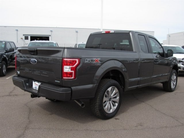 2018 F-150 Super Cab 4x4, Pickup #JKD57354 - photo 2