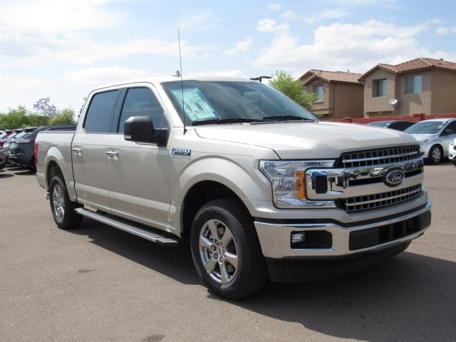 2018 F-150 SuperCrew Cab 4x2,  Pickup #JKD69817 - photo 1
