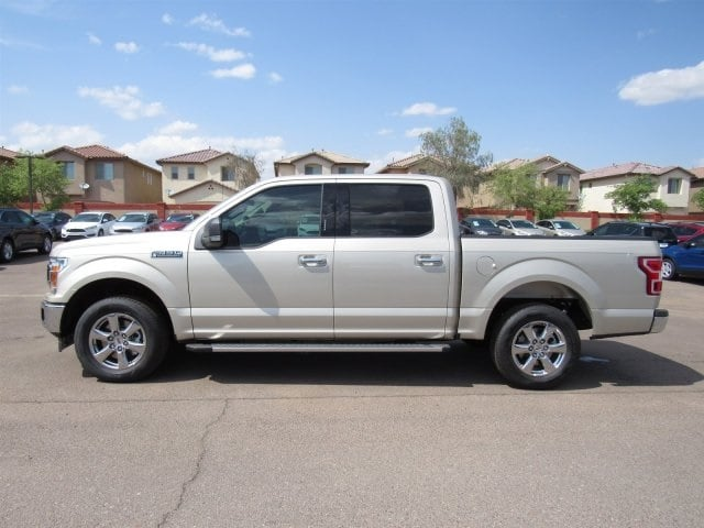 2018 F-150 SuperCrew Cab 4x2,  Pickup #JKD69817 - photo 3