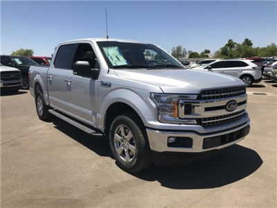 2018 F-150 SuperCrew Cab, Pickup #JKD69818 - photo 1