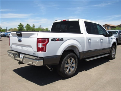2018 F-150 SuperCrew Cab 4x4,  Pickup #JKD69828 - photo 2
