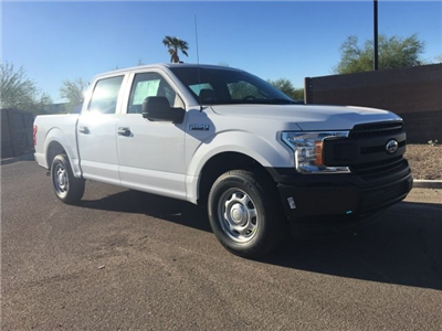 2018 F-150 SuperCrew Cab, Pickup #JKD81685 - photo 1