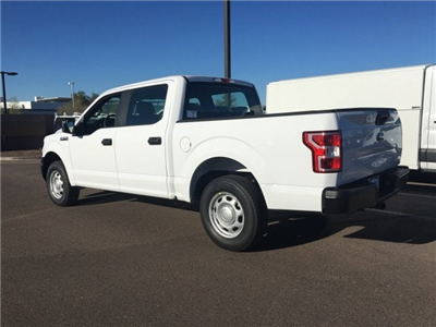 2018 F-150 SuperCrew Cab, Pickup #JKD81685 - photo 4
