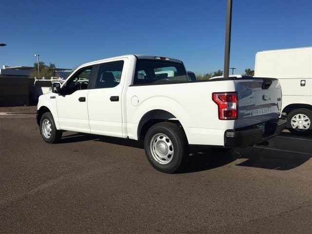 2018 F-150 SuperCrew Cab 4x2,  Pickup #JKD81686 - photo 4