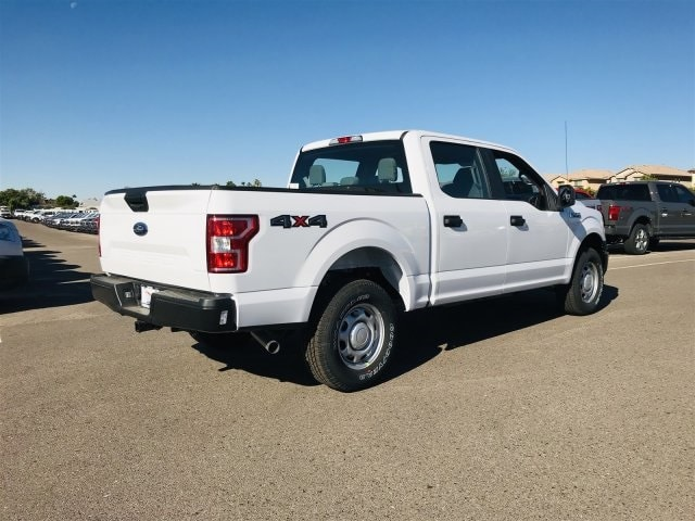 2018 F-150 SuperCrew Cab 4x4,  Pickup #JKF30149 - photo 2