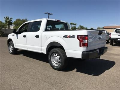 2018 F-150 SuperCrew Cab 4x2,  Pickup #JKF42509 - photo 3