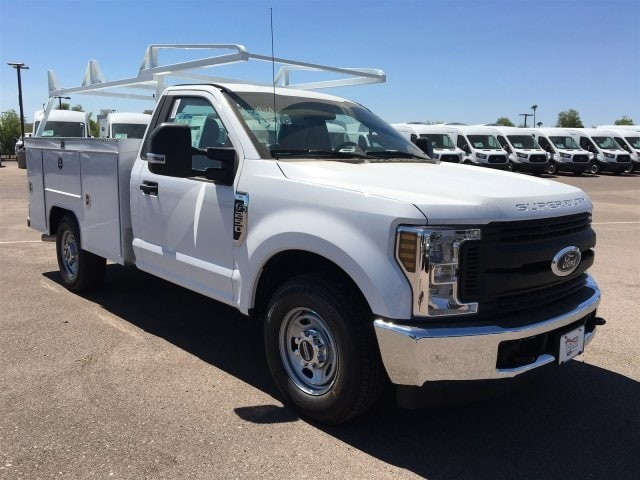 2019 F-250 Regular Cab 4x2,  Scelzi Signature Service Body #KEC16491 - photo 1