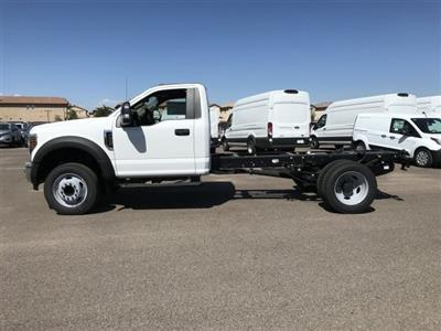 2019 F-450 Regular Cab DRW 4x2,  Cab Chassis #KEC45911 - photo 3