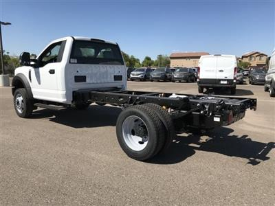 2019 F-450 Regular Cab DRW 4x2,  Cab Chassis #KEC45911 - photo 4