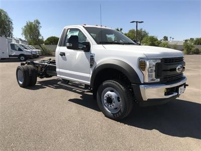 2019 F-450 Regular Cab DRW 4x2,  Cab Chassis #KEC45911 - photo 1