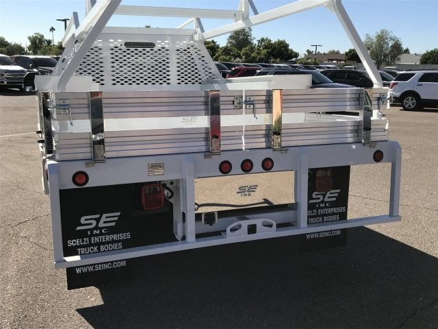 2019 F-350 Crew Cab DRW 4x2,  Scelzi CTFB Contractor Body #KEC52403 - photo 6
